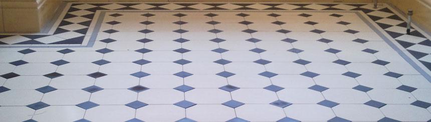 blenheim-Highbury-1 (1) - Tile restoration & Cleaning North London