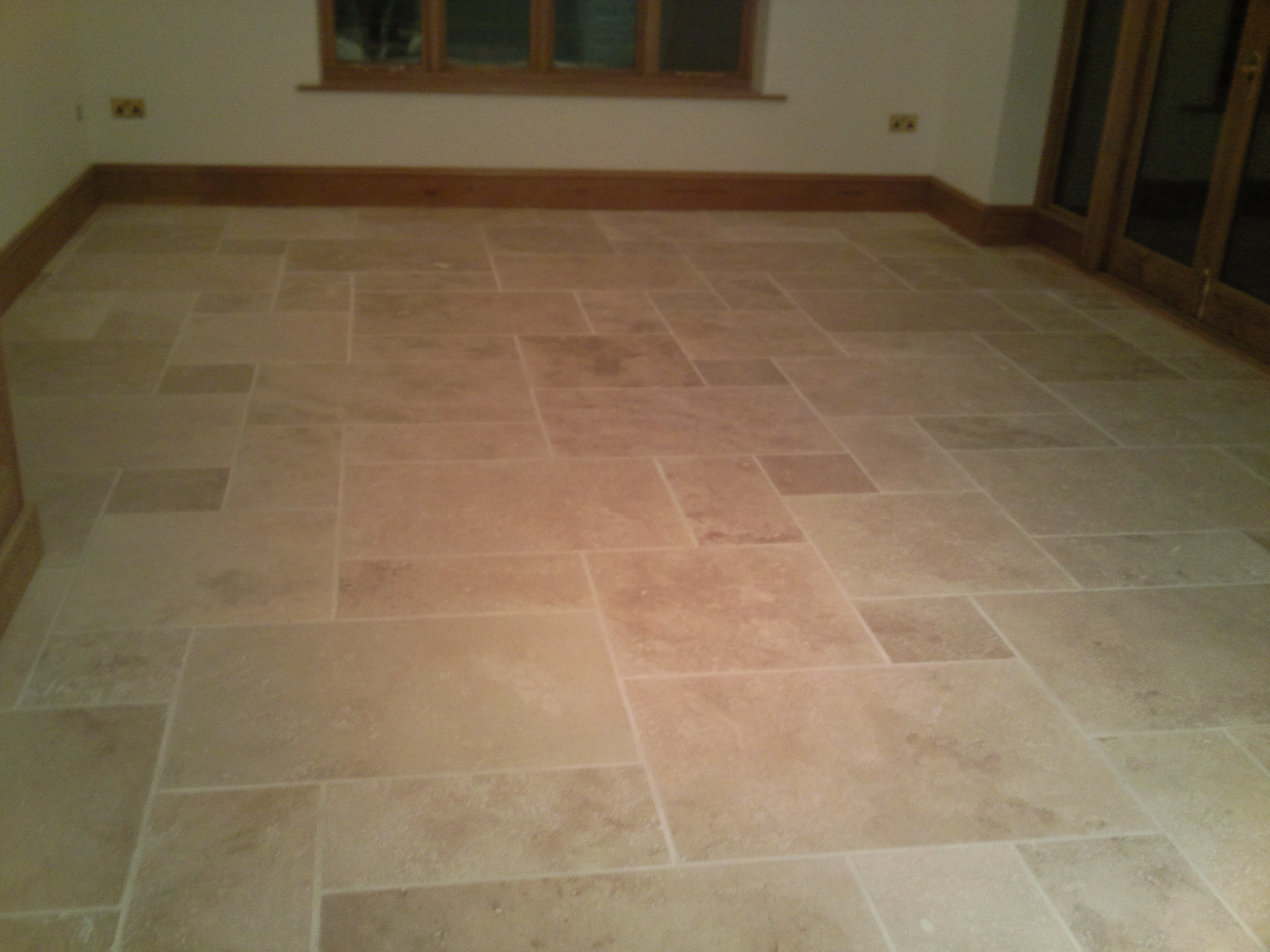 Tiling contractors lonon expert tilers north london roman opus stone floor dailygadgetfo Choice Image